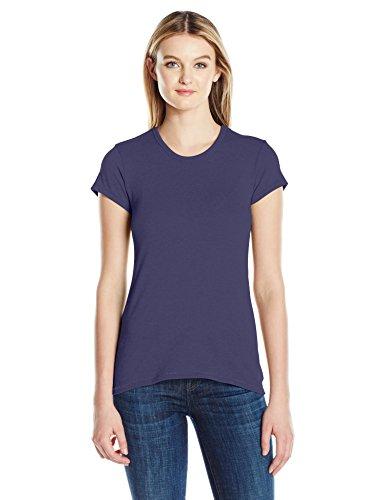 (Alternative Women's Vintage Jersey The Keepsake Tee, Navy, 2X)