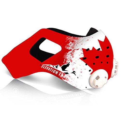 """Elevation Training Mask 2.0 """"Canada"""" Sleeve Only - Medium"""