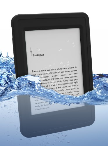 Atlas Waterproof Case for Kindle Paperwhite by Incipio, Blac