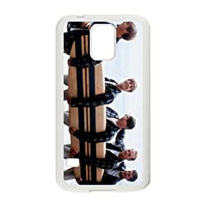 HUAH Mature cooperative men Cell Phone Case for Samsung Galaxy S5