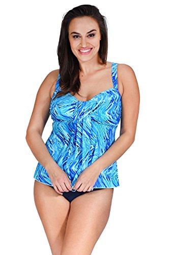 Ruffled Zebra Bikini - 8
