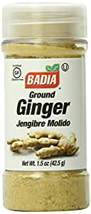 Badia Ginger Ground, 1.50-Ounce (Pack of 12)