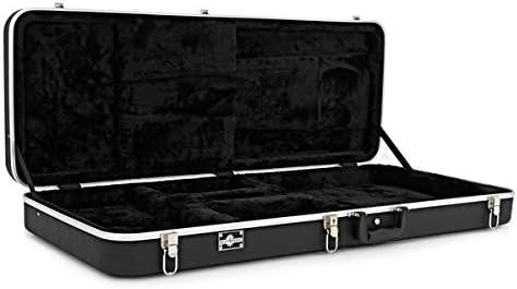 Estuche de ABS Rectangular para Guitarra Eléctrica de Gear4music: Amazon.es: Instrumentos musicales