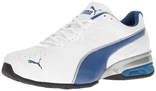 puma-mens-tazon-6-fm-cross-trainer-shoe-puma-white-true-blue-puma-silver-14-m-us