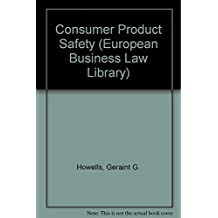 Consumer Product Safety