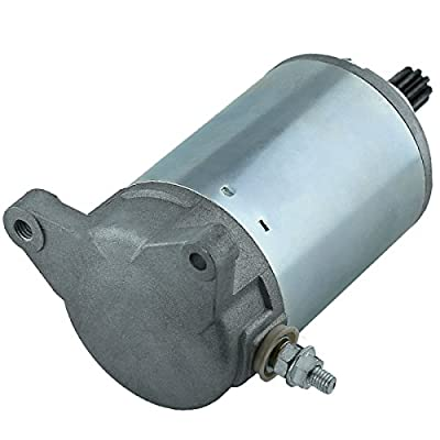 Caltric Starter for Bombardier Can-Am Maverick 1000 / Max 1000 2013-2016: Automotive