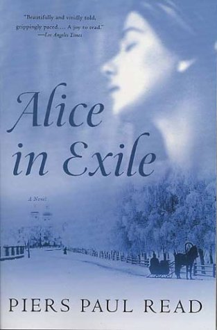book cover of Alice in Exile