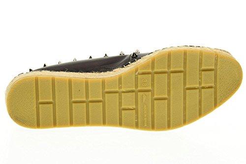 VIDORRETA Espadrilles Schuhe 25853 BLACK Black