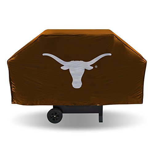 NCAA Texas Longhorns Vinyl Grill Cover
