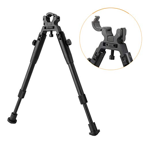 BESTSIGHT Clamp-on Bipod for