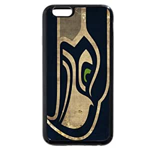 """Onelee Customized NFL Series Case for iPhone 6+ Plus 5.5"""", NFL Team Seattle Seahawks Logo iPhone 6 Plus 5.5 by mcsharks"""