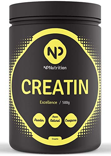 NP Nutrition Creapure EXCELLENCE 500g