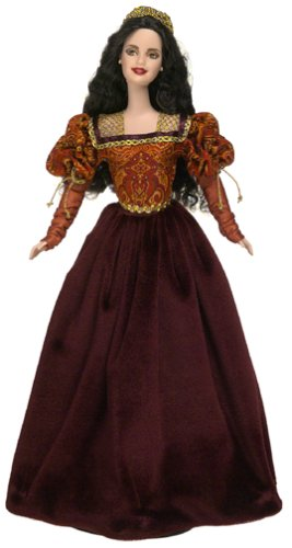 Dolls of the World - The Princess Collection: Princess of the Portuguese Empire Barbie