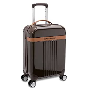 Hartmann Luggage 4 Pack Carry-on Spinner, Chocolate, One Size