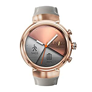 "ASUS WI503Q-3LBGE0003 1.39"" AMOLED Oro rosado reloj inteligente - relojes inteligentes (3,53 cm (1.39""), AMOLED, Pantalla táctil, 4 GB, Wifi, Oro rosado)"