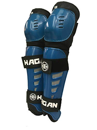 Hagan H-5 PRO Shin Guards for DEK Street and Ball Hockey for sale  Delivered anywhere in USA