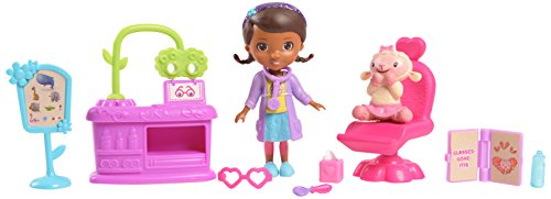 Just Play Doc McStuffins Bright Eyes Eye Doctor Play -