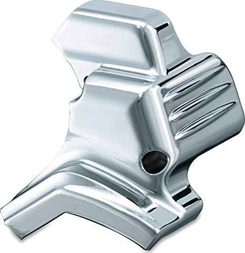 Kuryakyn 7847 Motorcycle Engine Accessory: Starter Cover Accent for 2007-16 Harley-Davidson Motorcycles, - Covers Kuryakyn Head Bolt