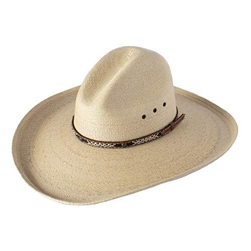 193e4245ded7d Stetson Gladstone Palm Hat Beige