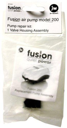 JW Pet Company Fusion 200 Replacement Parts Kit Aquarium Quiet Power Filter ()