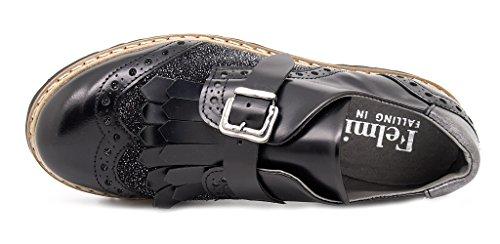 Felmini , Chaussures de ville à lacets pour femme