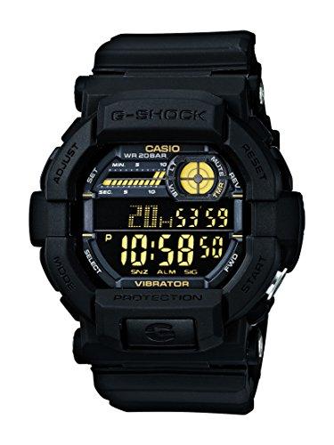 (Casio GD-350-1BDR Wristwatch)