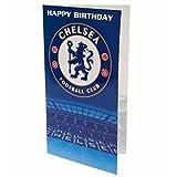 Chelsea F.C. Birthday Card