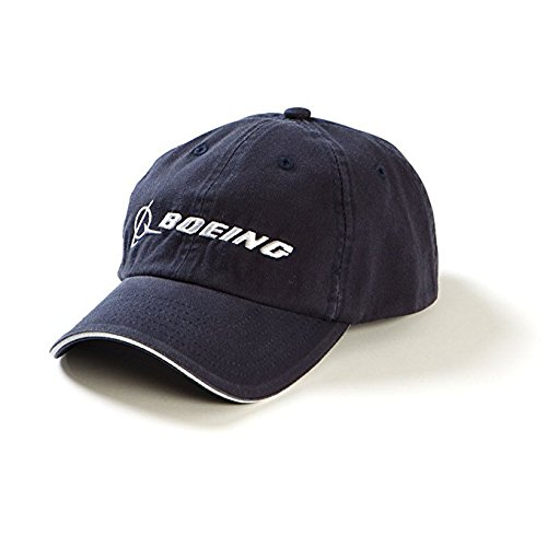 (Boeing - Chino Bill Hat (Navy))