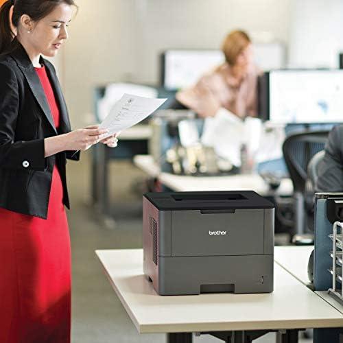 Brother HL-L6200DW Wireless Monochrome Laser Printer with Duplex Printing (Amazon Dash Replenishment Ready) 4188SJZcxkL