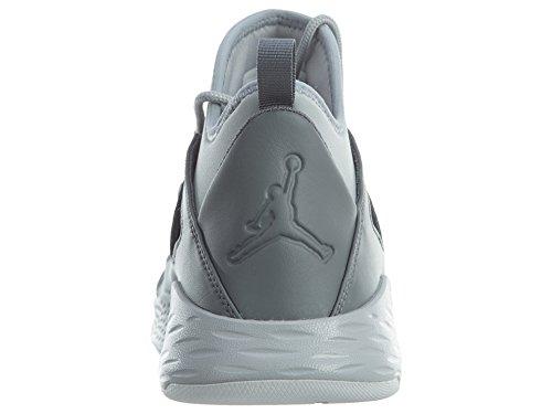 Nike Jordan Formula 23 Scarpe Sportive Uomo Nere Cool Grey / Cool Grey-wolf Grey