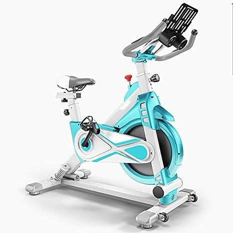 DRLGC Bicicleta giratoria, Bicicleta de Ejercicio magnética para ...