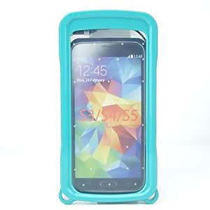 LIMME Premium Universal Waterproof DirtProof Heavy Duty Crystal Case for Samsung Galaxy S5 S4 S3