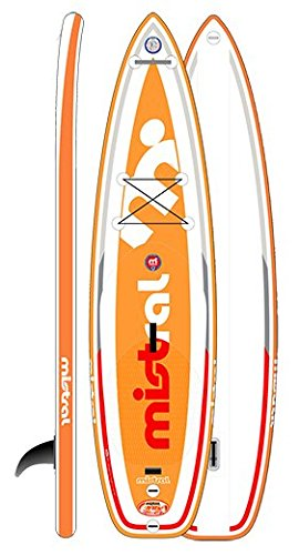 MISTRAL Sumatra - Ð 2016,10 '6 Inflatable SUP Board: Amazon co uk