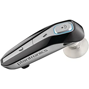 Plantronics DISCOVERY 665 Plantronics Discovery 665 Bluetooth Headset [CD] [Wireless Phone Accessory] - 1 Pack - Case - Carrier Packaging - Neutral (Discontinued by Manufacturer)