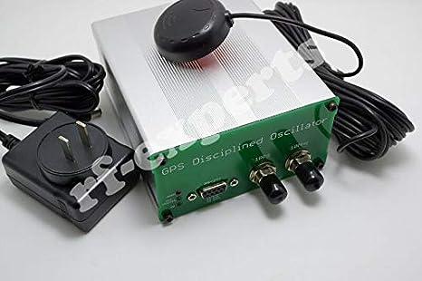 Amazon com: FidgetKute GPS Receiver GPSDO 10MHz 1PPS GPS