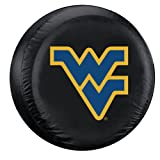 Fremont Die NCAA West Virginia Mountaineers Tire Cover, Large Size (30-32'' Diameter)