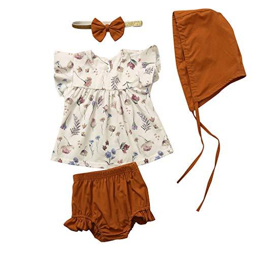 Old Fashioned Dresses For Little Girls - 0-24 Months Toddler Kids Clothing Set