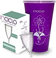 Kit Coletor Menstrual Inciclo Modelo B + Copo Esterilizador