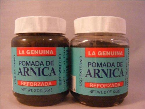 Pomada de Arnica, 2oz (58gr). (Original Version)