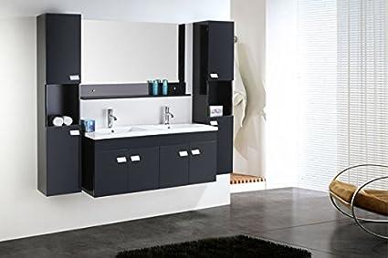 Muebles para baño Modelo Elegance 120 cm para cuarto de baño con ...