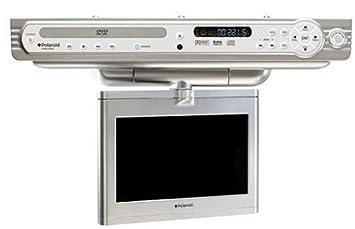 amazon com polaroid fdm 0700a 7 under the cabinet lcd tv dvd combo rh amazon com Polaroid DVD Battery polaroid 22 tv dvd combo manual