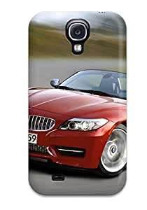 Special Jeremy Myron Cervantes Skin Case Cover For Galaxy S4, Popular New Bmw Z4 2011 Car Phone Case