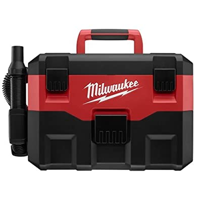 Milwaukee 0880-20 18-Volt Cordless Wet/Dry Vacuum - Shop Wet Dry Vacuums -