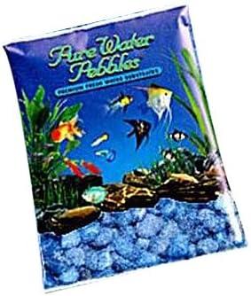 5-Pound Worldwide Imports AWW70115 Color Gravel Marine Blue,