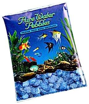 Worldwide Imports AWW70115 Color Gravel, 5-Pound, Marine Blu