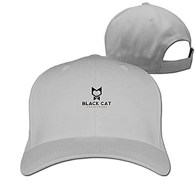 Cartoon Cat Baseball Caps Crazy Curved Visor Trucker Hats For Women