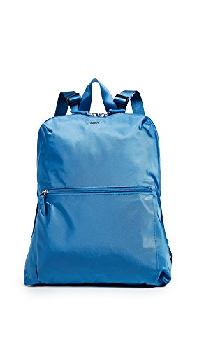 Tumi Women's Just In Case Backpack, Bright Blue, One Size