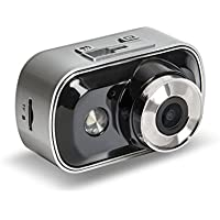 Pilot CL-3015 Dual Cam 2-in-1 Sports Action Camera—In Vehicle/On-the-Go