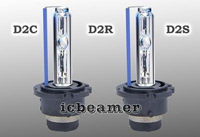 Econoled 10000K D2R D2C D2S Xenon OEM FACTORY HID BLUE Bulbs