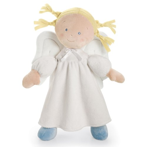Infant Bear Doll North American (North American Bear Company Little Princess Angel Blonde 16 inches  Doll)